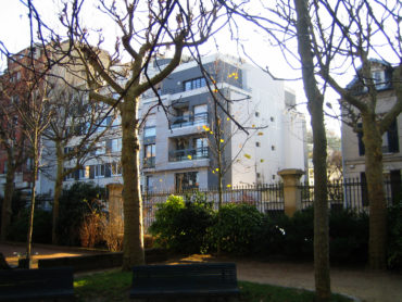 Immeuble d'habitation à Boulogne Billancourt