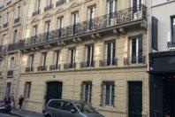 Aménagement d'un immeuble de bureaux – Paris 9