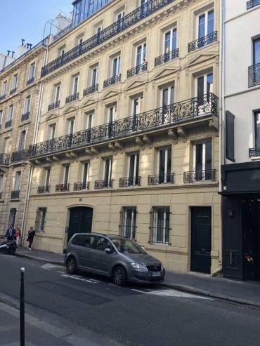DEVELOPMENT OF AN OFFICE BUILDING IN PARIS 9
